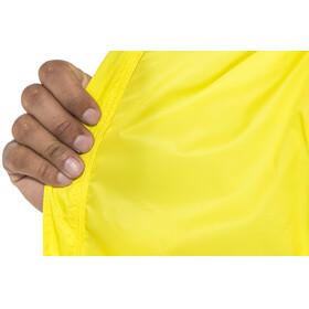 Cube Square Performance Windjacke Herren flash yellow